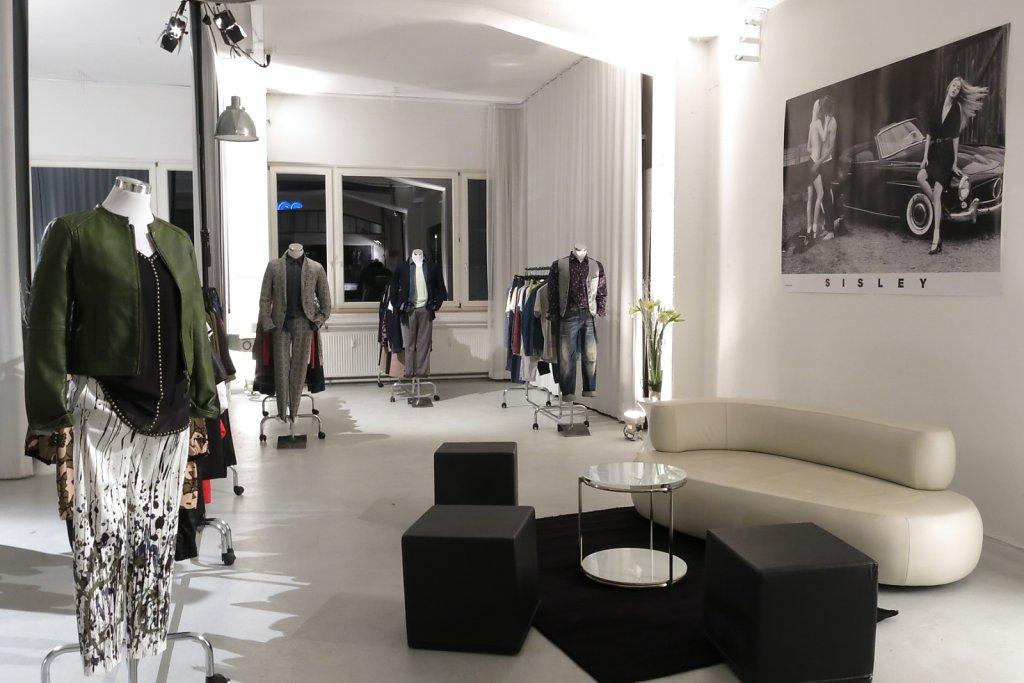 Sisley Fashion Press Day